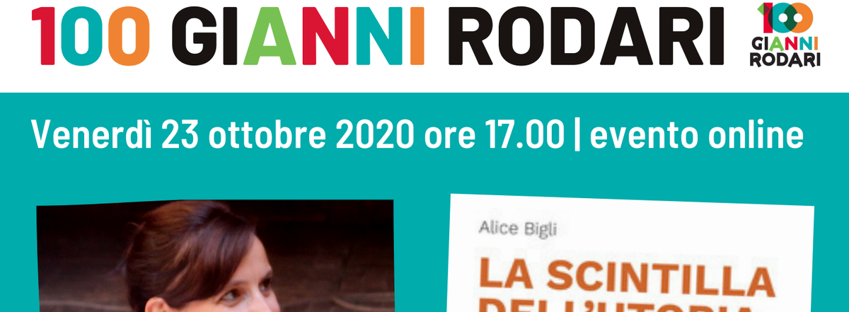 Conferenza Zoom: 100 anni con Gianni Rodari