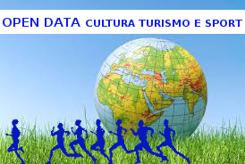 Sei in Open Data Cultura Turismo e Sport