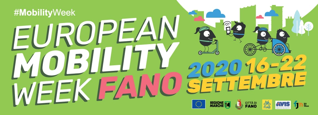 Evento: EUROPEAN MOBILITY WEEK FANO 2020